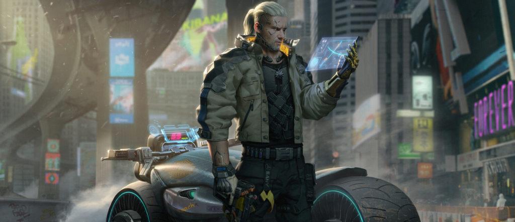 Самые ожидаемые игры 2020 года: Cyberpunk 2077