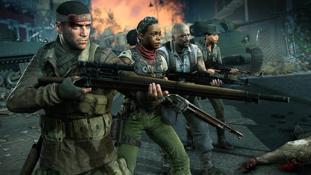 Самые ожидаемые игры 2020 года: Zombie Army 4: Dead War
