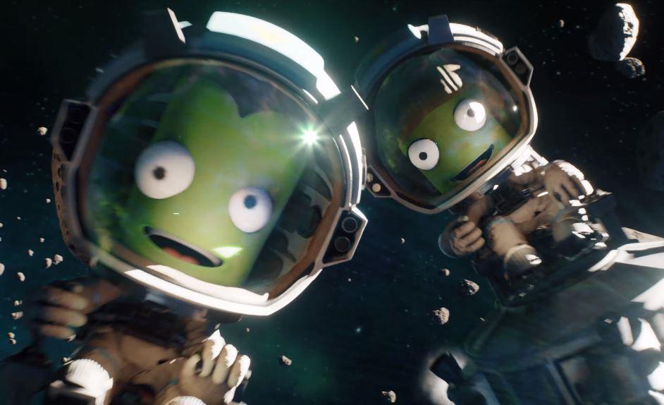 : Kerbal Space Program 2
