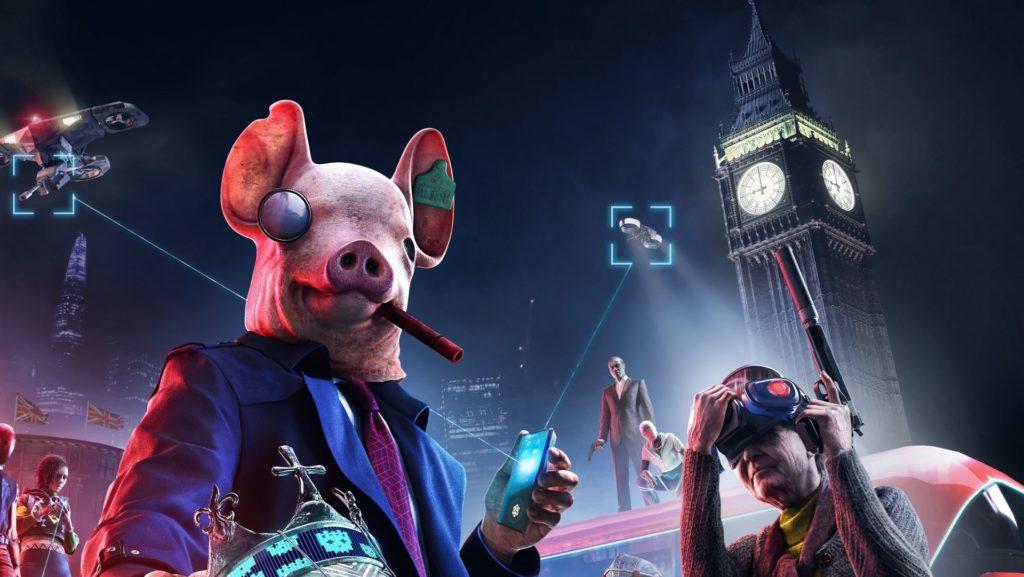 Самые ожидаемые игры 2020 года: Watch Dogs: Legion