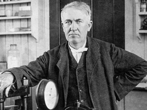 7 фактов про Эдисона