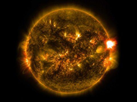 исчезновение Солнца