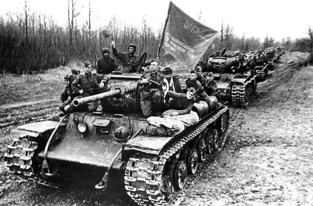 Фото КВ-1 из военных архивов