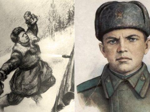7 фактов о подвиге Александра Матросова