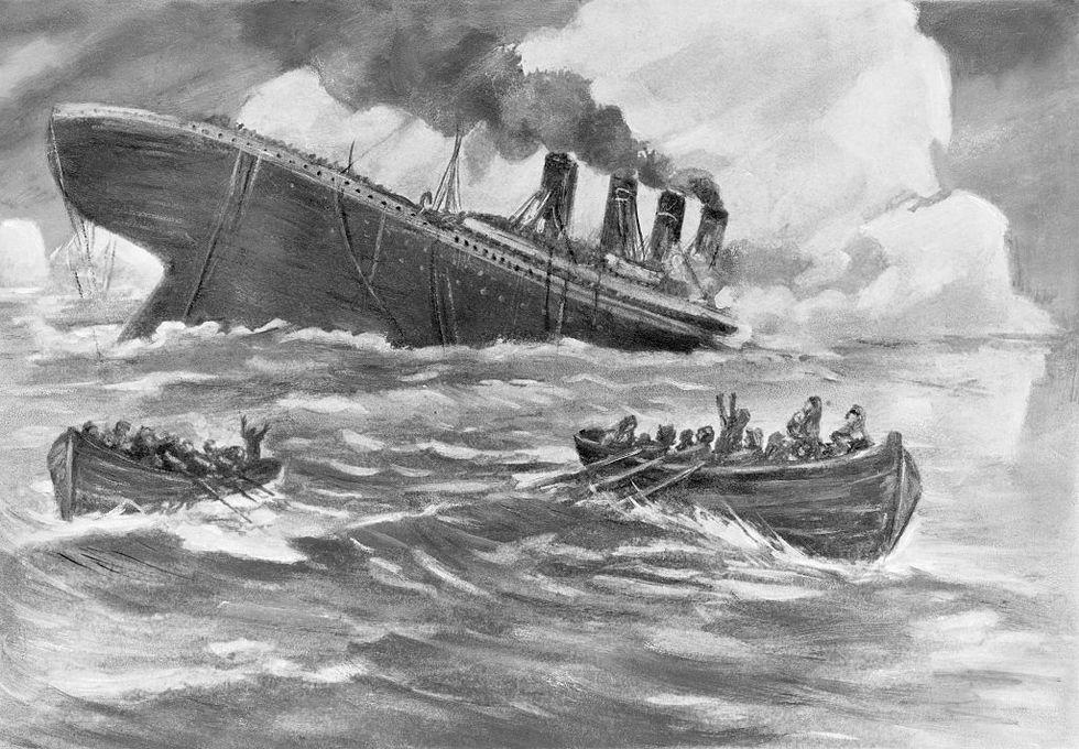 7фактов про теорию заговора о Титанике