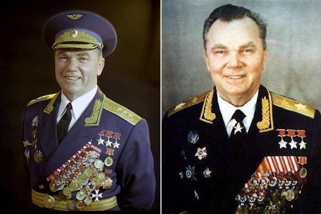 Иван Кожедуб послевоенные годы