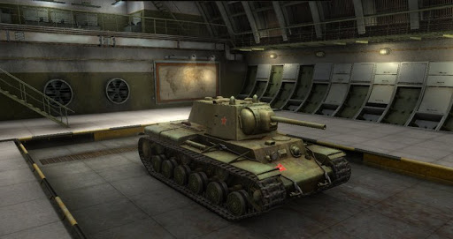 игровая модель КВ-1