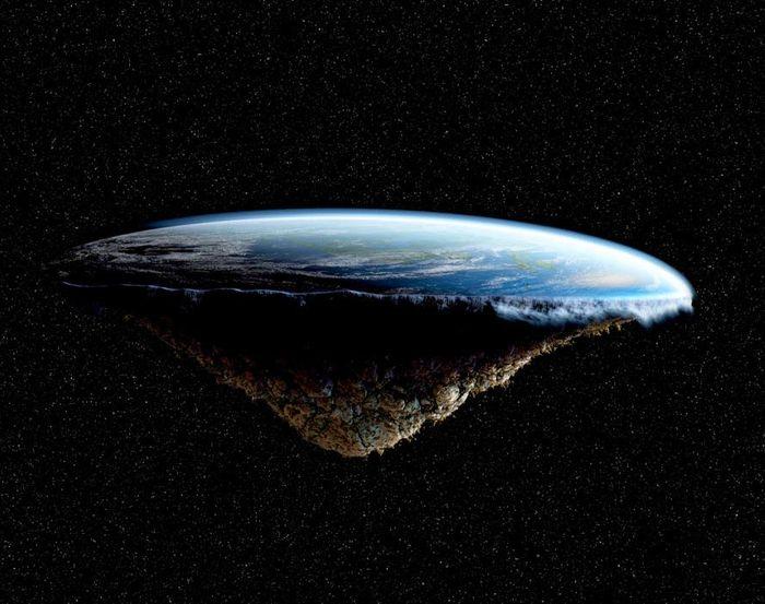 7Фактов про теорию плоской Земли