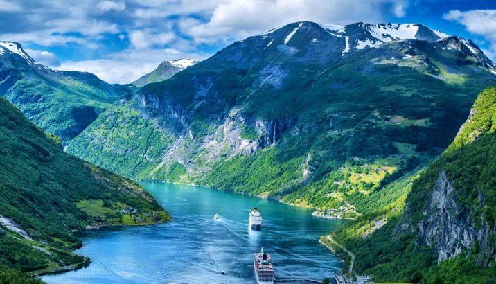 7Фактов про Норвегию