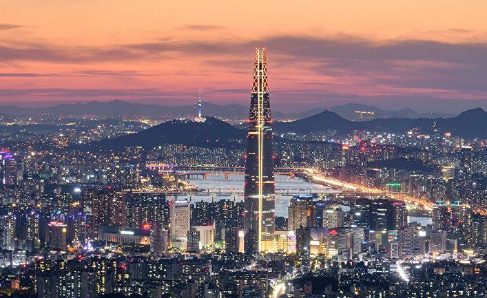 7Фактов про Южную Корею