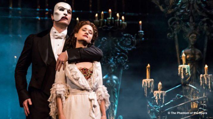 7Фактов о призраке оперы