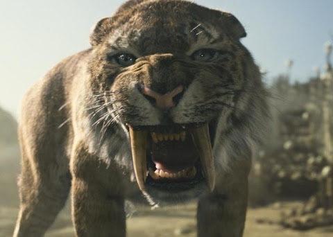 7Фактов про саблезубого тигра