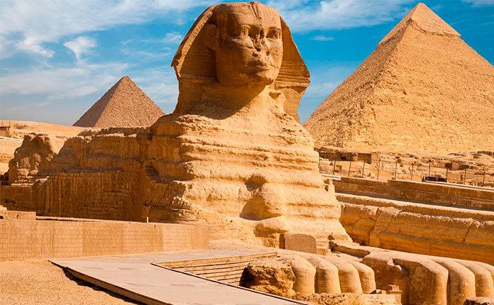 7Фактов о египетском Сфинксе