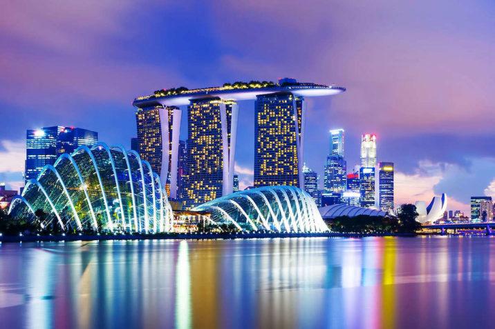 7Фактов про Сингапур