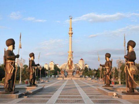 7Фактов про Туркменистан