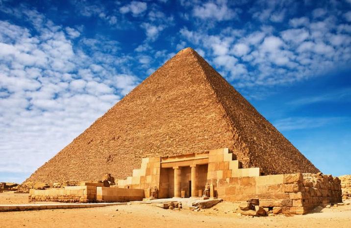 7Фактов про пирамиду Хеопса