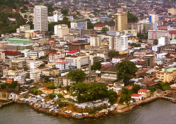 7Фактов про Сьерра-Леоне