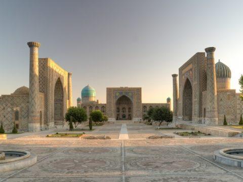 7Фактов про Узбекистан