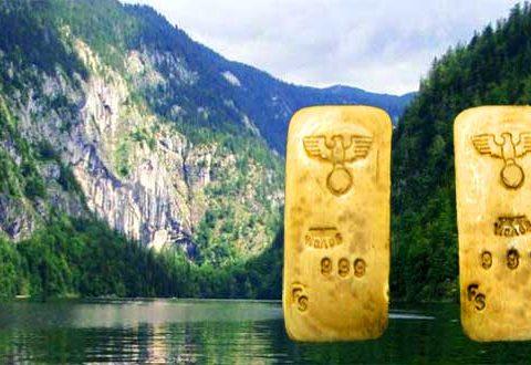 7Фактов об озере Топлиц