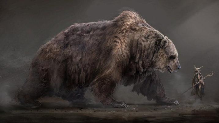 7Фактов о пещерных медведях